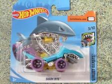Hot Wheels 2018 # 164/365 SHARK Mordida Azul HW STREET Beasts