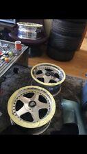 Oz Futura Porsche Split Rim Alloy Wheels 17 Inch 1992