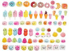 Mini Squishie Squishy Squeeze Anti Stress Soft Spielzeug Duftend Stressabbau Set