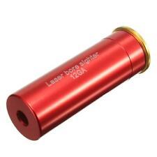 Für Jagdgewehr 12GA toete Rote Laser Anblick Bore Sighter Boresight 12 Gauge Neu