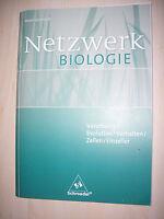 Netzwerk Biologie Materialienhefte Vererbung / Evolution / Verhalten / Zellen /