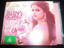 Selena Gomez & The Scene A Year Without Rain Deluxe (Australia) CD DVD Edition