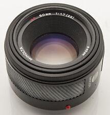 Minolta AF 50mm 50 mm Lens 1.7 1:1.7 (22) für AF Dynax Sony