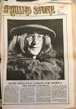 ROLLING STONE Magazine March 1970 John Lennon Jimi Hendrix Rolling Stones