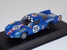 1/43 Top Model Collection Alpine Renault A210 1968 LeMans Car #55.  TMC 264
