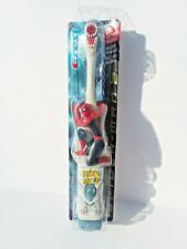 Spiderman 2 Crest Spinbrush Electric Toothbrush 2004 Marvel New in Package