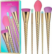 Limited Edition Tarte Make Believe In Yourself Magic Wands Makeup Brush Set 5pcs