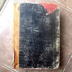 1846 Русско- Грузинский Словарь- Чубинов Чубинашвили RUSSIAN GEORGIAN Dictionary