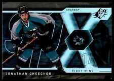 2007-08 SPx Jonathan Cheechoo #16