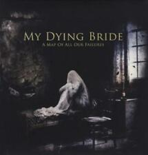 My Dying Bride - A Map Of All Our Failures [Vinyl LP] - NEU