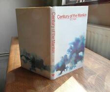 e c tubb  century of the manikin  1st edition in d/w