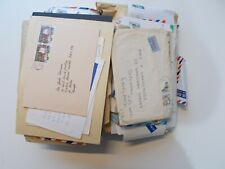 Worldwide - Circa 400 x commercial covers, postal history. See pics below.