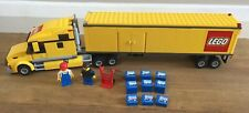 100% COMPLETE LEGO CITY TRUCK 3221 LEGO TOYS DELIVERY. FREE DELIVERY