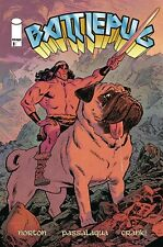 Battlepug #1 Image Comics 2019 CVR B