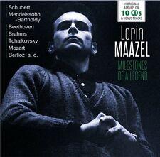 Lorin Maazel - Milestones of a Legend (2017)  10CD Box Set  NEW  SPEEDYPOST