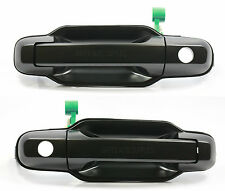 PAIR FRONT Exterior Outside Door Handle for 03-09 KIA SORENTO