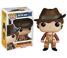 Doctor Who 4th Doctor Pop! Vinyl Figure Tom Baker