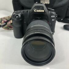 Canon EOS 5D Mark II 21.1MP Digital SLR Camera - Black Bundle With Lens And Bag