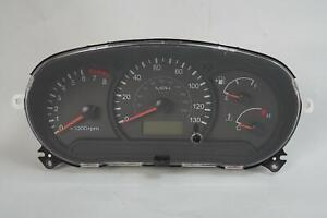 2003 - 2005 HYUNDAI ACCENT SPEEDOMETER INSRTUMENT CLUSTER GAUGE ASSEMBLY MHP KMH