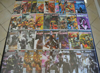 THUNDERBOLTS (38) Book LOT (Marvel) #129-130 132-140 144-155 157 163 164-169 NM+