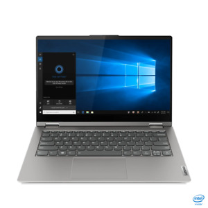 Lenovo THINKBOOK 14S YOGA 14IN FHD TOUCH I7-1165G7 8GB RAM 256SSD WIN10 PRO 1YOS