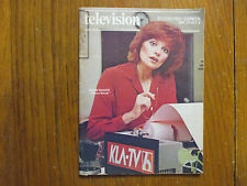 September 27, 1981 St. Louis Post-Dispatch TV Magazin(JESSICA NOVAK/HELEN SHAVER