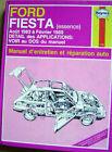 Revue technique automobile Ford Fiesta essence 83 à 89 /G21