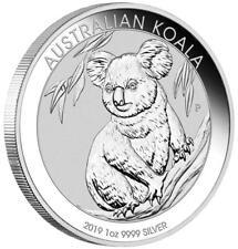 Australien - 1 Dollar 2019 - Koala - Anlagemünze - 1 Oz Silber ST