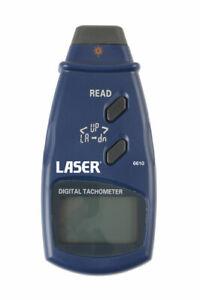 Digital Tachometer - 2.5rpm - 99,999rpm CE CERTIFIED + ROHS