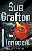 I is for Innocent (Kinsey Millhone Mysteries) by Grafton, Sue, Acceptable Used B