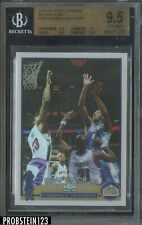 2003-04 Topps Chrome Refractor Carmelo Anthony Nuggets RC Rookie BGS 9.5