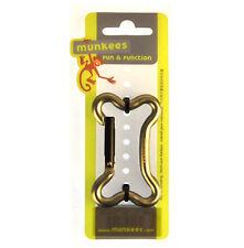 Dogbone Mousqueton - Munkees Taille S Rangement - Aléatoire Couleurs
