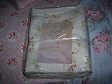 NIP Rachel Ashwell Shabby Chic ™ Lingerie KING FLAT Sheet 100% Cotton Poplin