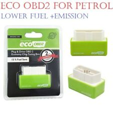 ECO OBD2-OBDII économie performance chip tuning box Interface Essence voitures Vert