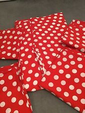 Ikea Double Duvet Cover X 4 Pillow Cases
