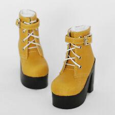 MSD Shoes 1/4 BJD Shoes Supper Dollfie Boots DOD Dollmore Luts AOD DZ High heels