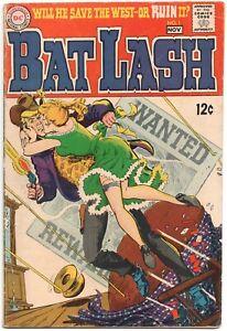 Bat Lash 1 1st Series DC 1968 FN Nick Cardy Sergio Aragones Neal Adams Western