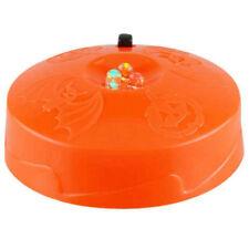 NEW Halloween Pumpkins & Bats LED Flashing Strobe Light ~ Battery Powered
