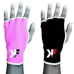 KIKFIT Elasticated Wrist Palm Gloves Hand Support Arthritis Pain Injury Brace