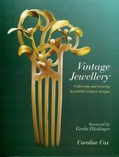Vintage Jewelry Victorian Art Deco Nouveau Lalique Cartier Christian Dior Enamel