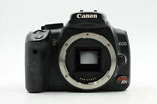 Canon EOS Rebel XTi 10.1MP Digital SLR Camera Body 400D Black               #182