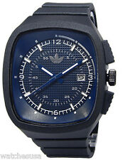 Adidas Men Originals Toronto Date Blue Dial Dark Grey Rubber Band Watch ADH2116