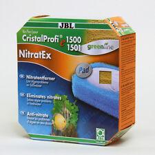 JBL Nitratex Pad Cp e 1500 1501 1901 Nitratentferner und Schaumstoffeinsatz