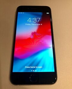 Apple iPhone 6 - 64GB Space Gray - Factory Unlocked