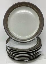 ARABIA Of FINLAND KARELIA Lot Of 9 Dinner Plates 10 inch No. 3 GUC Cosmetic Wear