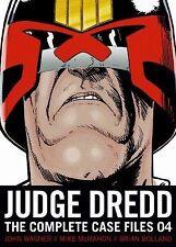 Judge Dredd: Complete Case Files 04: By Wagner, John, Grant, Alan