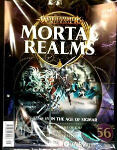"""Warhammer AoS Mortal Realms #56 """"Knight of Shrouds"""" New / Sealed"""
