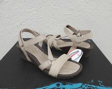 Teva Velcro Leder Wedge Leder Velcro Schuhes for Damens     50b852