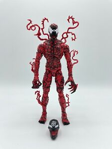 """2020 Hasbro Venom Marvel Legends Venompool Series Knull Carnage 6"""" Scale Figure"""