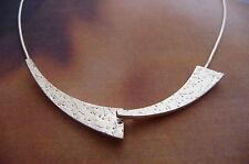 Scottish Ola Gorie Silver Drift Necklace Snake Chain